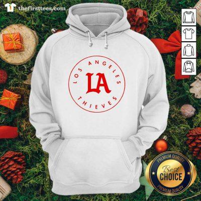 Los Angeles Thieves Hoodie- Design by Thefristtee.com