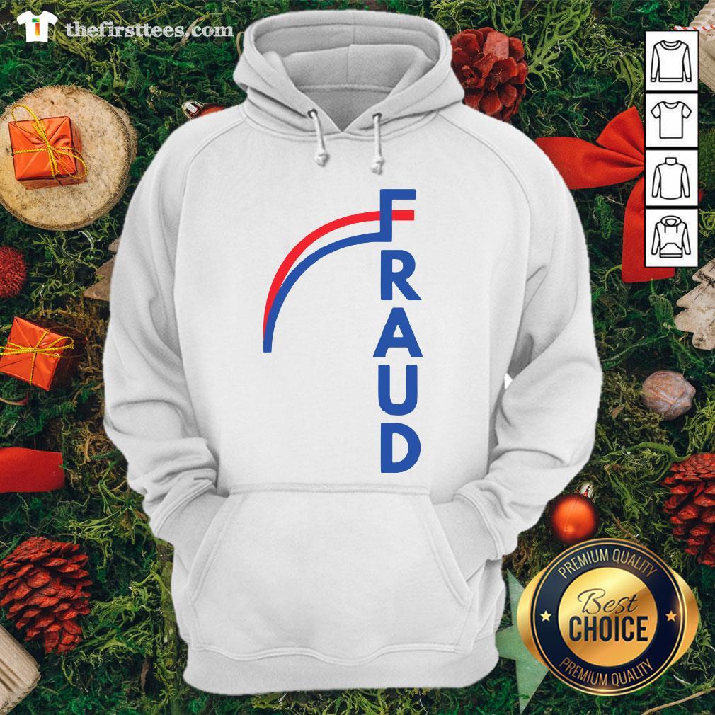 Official Joe Biden Fraud Hoodie - Design By Thefirsttees.com