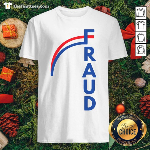 Official Joe Biden Fraud Shirt - Design By Thefirsttees.com