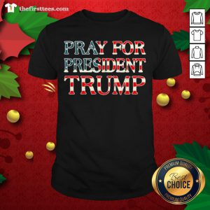 Official Pray For Trump Peace And Love 2020 Shirt - Design By Thefirsttee.com