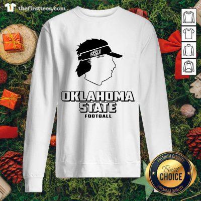 Cool Oklahoma State Football Osu Mike Gundy Sweatshirt - Design By Thefirsttees.com