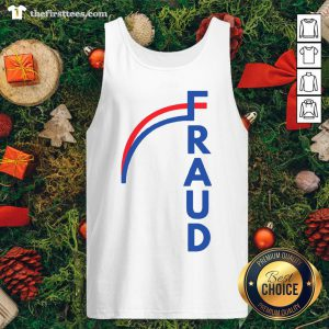 Official Joe Biden Fraud Tank Top - Design By Thefirsttees.com