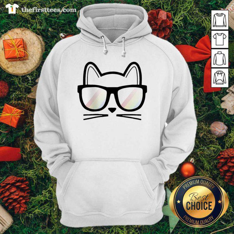 Cat Cute Lover Mom Dad Animal Handmade Hoodie - Design by Thefirsttees.com