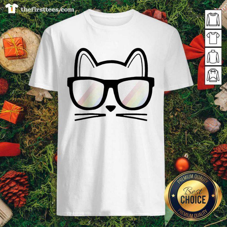 Cat Cute Lover Mom Dad Animal Handmade Shirt - Design by Thefirsttees.com