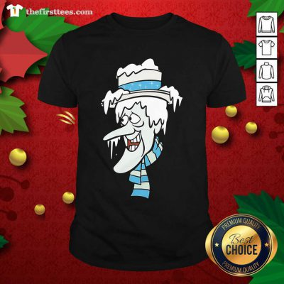 The Year Without A Santa Claus Snow Miser Shirt - Design by Thefirsttees.com