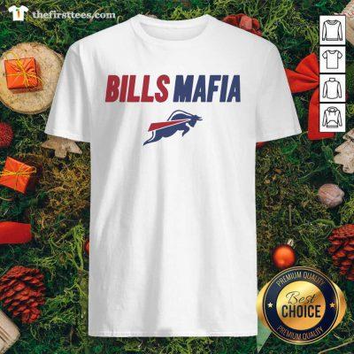 Bills Mafia Buffalo New York Football Fans Shirt - Design by Thefirsttees.com