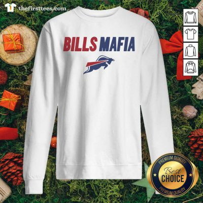 Bills Mafia Buffalo New York Football Fans Sweatshirt - Design by Thefirsttees.com