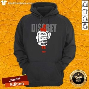 Disobey Media Big Tech Big Pharma Leftists Hoodie- Design By Thefirsttees.com