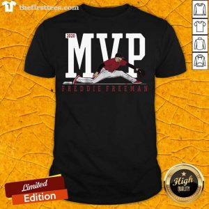 Freddie Freeman MVP 2020 Shirt- Design By Thefirsttees.com