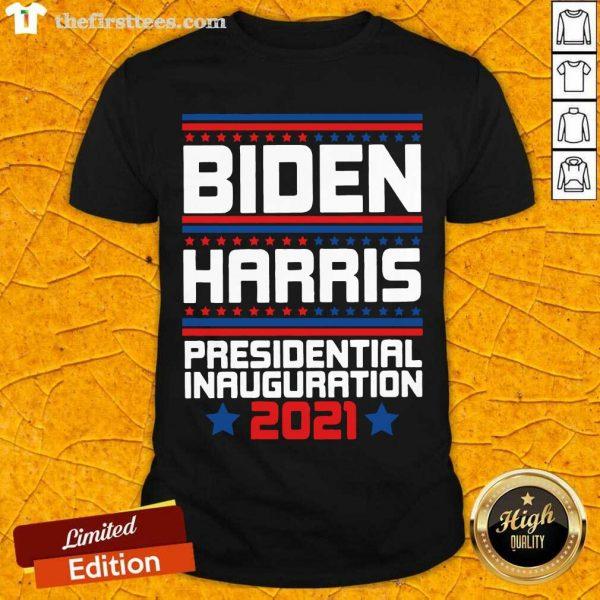 Biden Harris Presidential Inauguration 2021 Shirt- Design By Thefirsttees.com