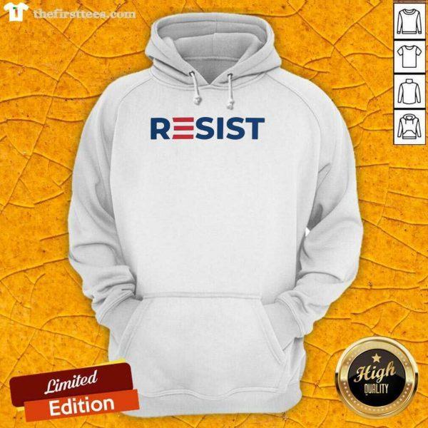 Resist Joe Biden President 2020 Hoodie- Design By Thefirsttees.com