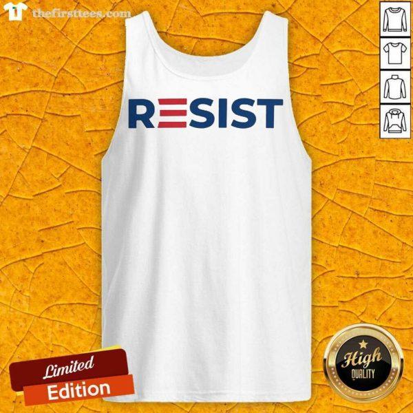 Resist Joe Biden President 2020 Tank Top- Design By Thefirsttees.com