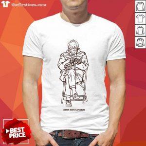 Bernie Sanders Chairman Sanders Shirt- Design By Thefirsttees.com