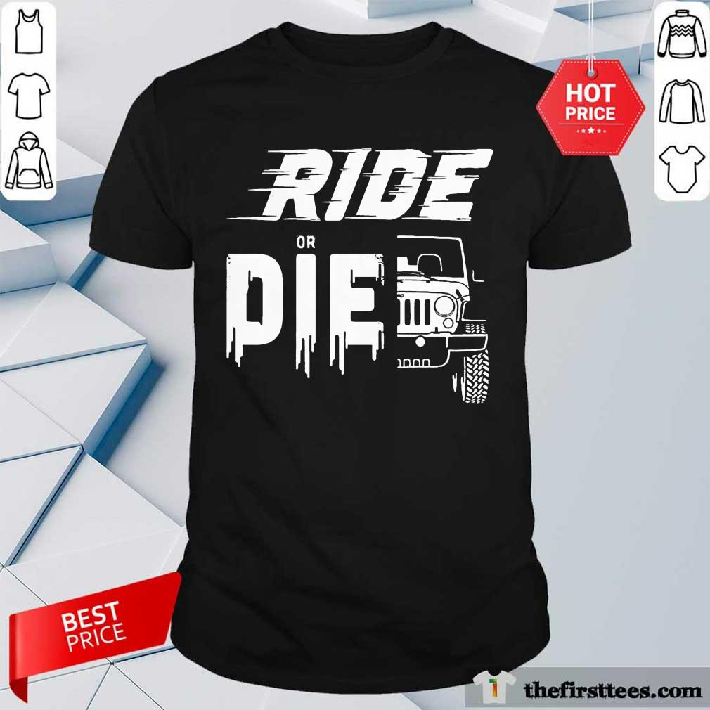 Almost Good Jeep Ride Shirt