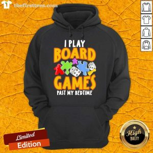 Autism I Play Board Games Past My Bedtime Hoodie- Design By Thefirsttees.com