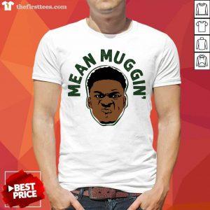 Giannis Antetokounmpo Mean Muggin' Shirt