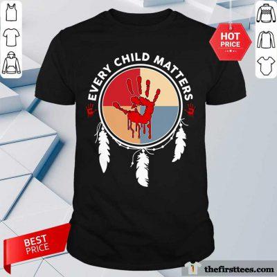 Hand Every Child Matters Shirt