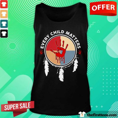 Hand Every Child Matters Tank Top