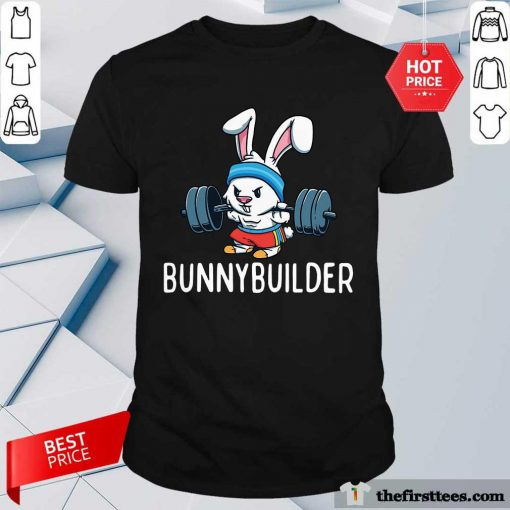 Rabbit Bunny Builder Shirt