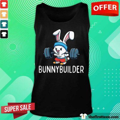 Rabbit Bunny Builder Tank Top
