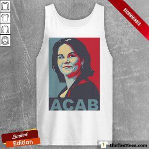 Top ACAB Annalena Charlotte Alma Baerbock Tank Top