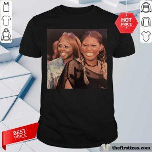 Lil Kim And Queen Latifah Shirt