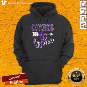 Nice Coyotes Tribe Hoodie