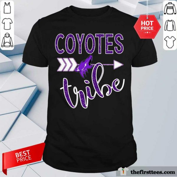 Nice Coyotes Tribe Shirt