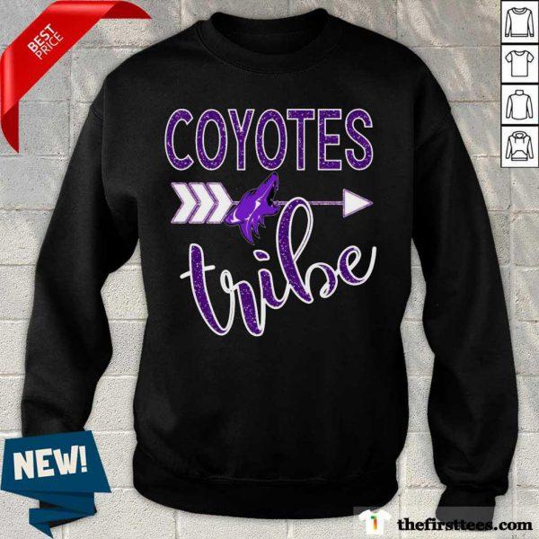 Nice Coyotes Tribe Sweatshirt