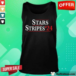 Stars And Stripes 2024 Tank Top