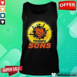 The Phoenix Suns Basketball Tank Top
